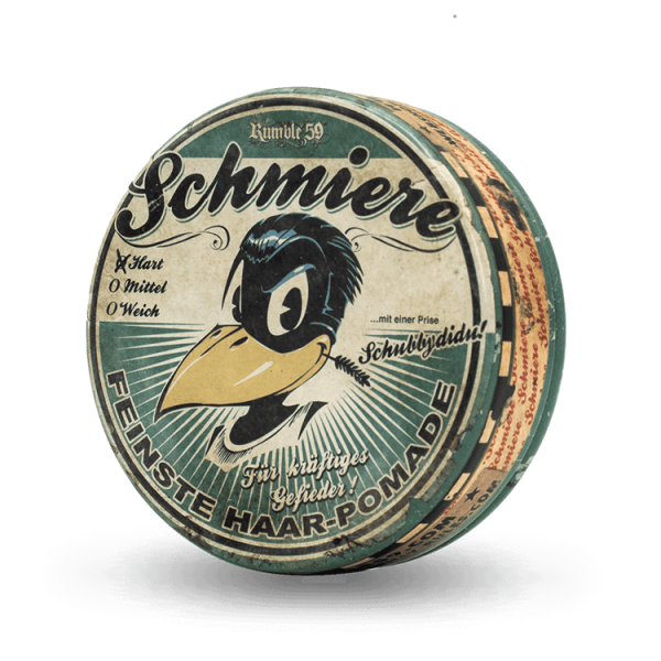 Schmiere - Schubibydidu - hart - Rumble59